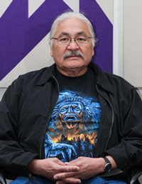 Casey Eagle Speaker, Blackfoot Elder