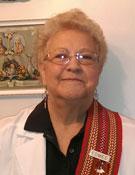 Edmee Comstock, Métis Elder