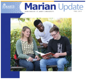 View the Marian Update