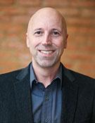 Dr. Michael Macleod portrait on campus
