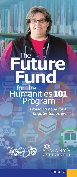 Humanities 101 Brochure