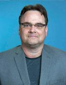 Dr. Trent Davis portrait