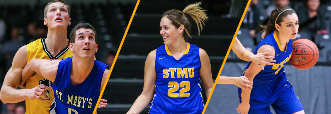 StMU Lightning Basketball