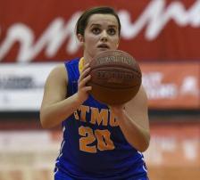 StMU Lightning Women's Basketball