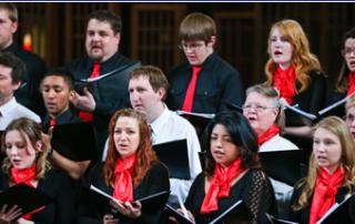 The St. Mary's University Choir