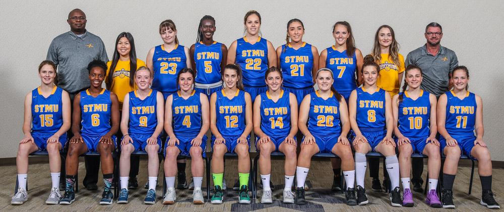 Women's Basketball Team 2017-18