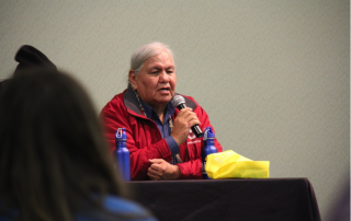 Making Treaty 7 Screening and discussion