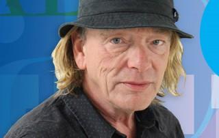 Eugene Stickland portrait for W.O. Mitchell Award