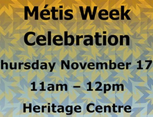 Métis Week Celebration
