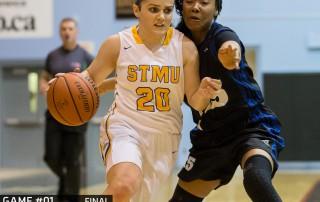 StMU Lightning Basketball