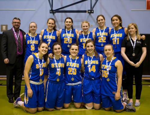 Lightning Women Capture Silver at ACAC Championship