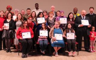 Humanities 101 Celebration of Learning Alumni