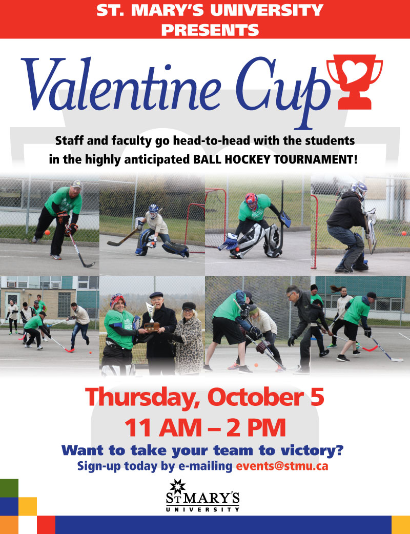 Valentine Cup Event Poster