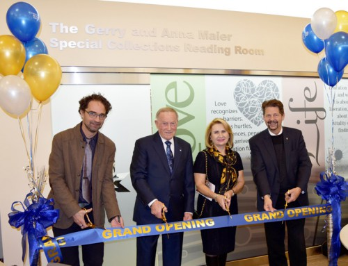 Grand Re-Opening of St. Basil's Hall