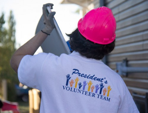 President's Volunteer Team