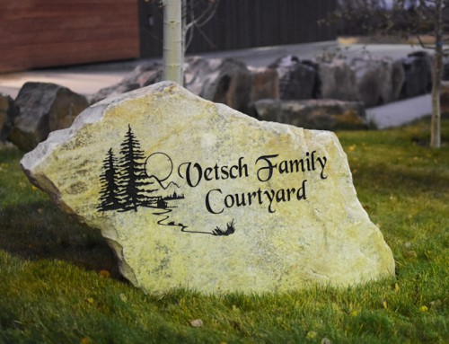 Introducing the Vetsch Family Courtyard