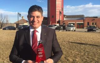 Rafael Dela Peña Premier's Council Award