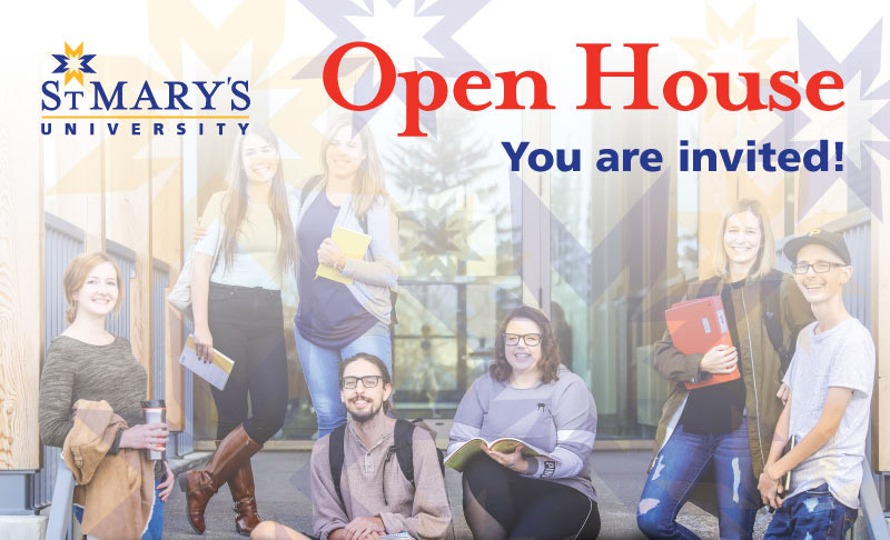 May 2021 Open House