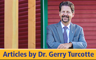 Dr. Gerry Turcotte Articles