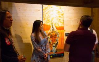 Aisinna'kiiks Art Exhibition