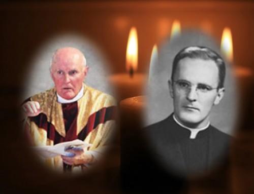 In Memoriam – Father MacLellan