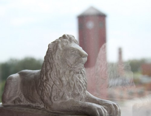 Water Tower at St. Mary's University wins 2018 CHA Lion Award