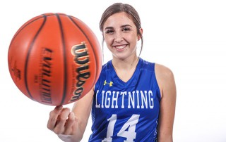 Emily Wagner StMU Lightning headshot