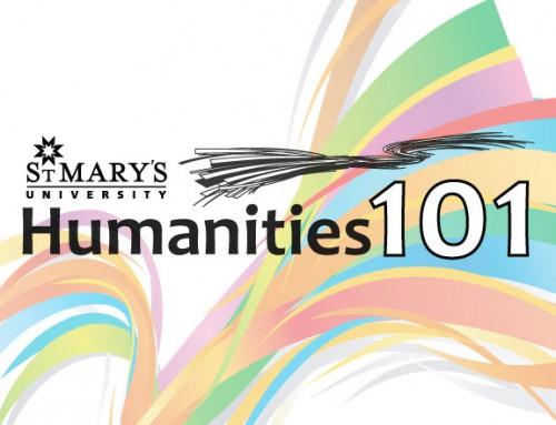 Jarislowsky Fraser Partners Foundation in the landmark St. Mary's Humanities 101 program
