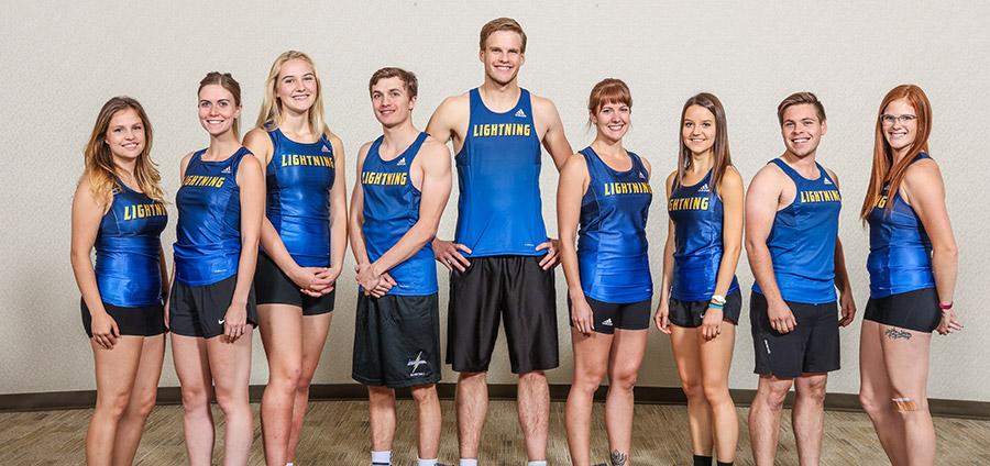Indoor Track Team