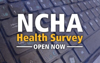 NCHA survey