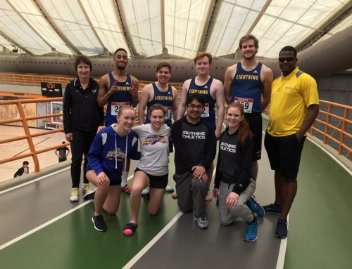 Season Recap: St. Mary's Indoor Track Team Makes Great Strides