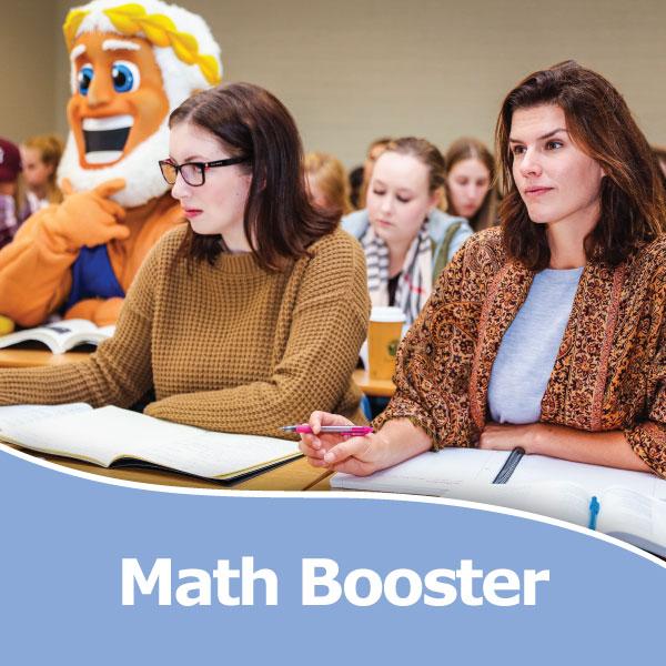 Math 125 Math Booster