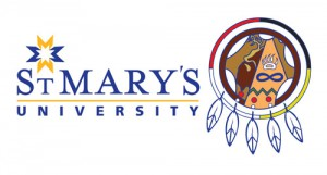St. Mary's University Indigenous Logo