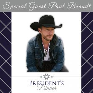 Special Guest Paul Brandt