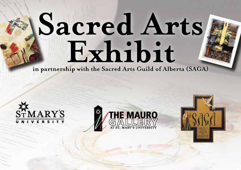 Sacred Arts Exhibit