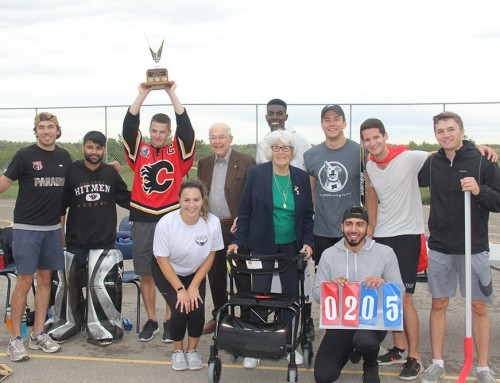 Valentine Cup a hit as Student team captures trophy!