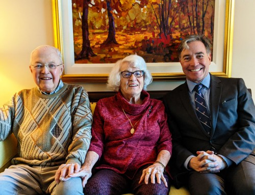 At the Heart of St. Mary's – The Valentine Family's Legacy of Generosity