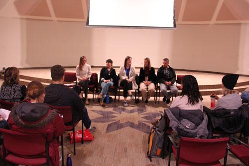 ESA Alumni Panel