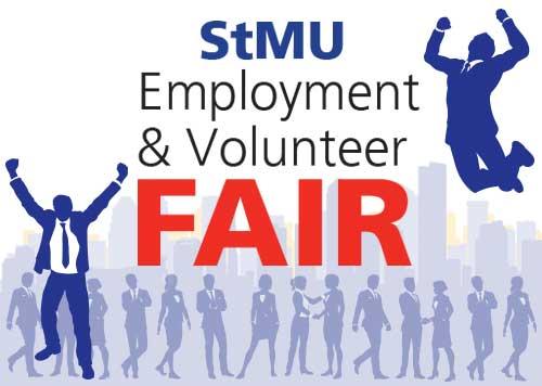 Employment & Volunteer Fair