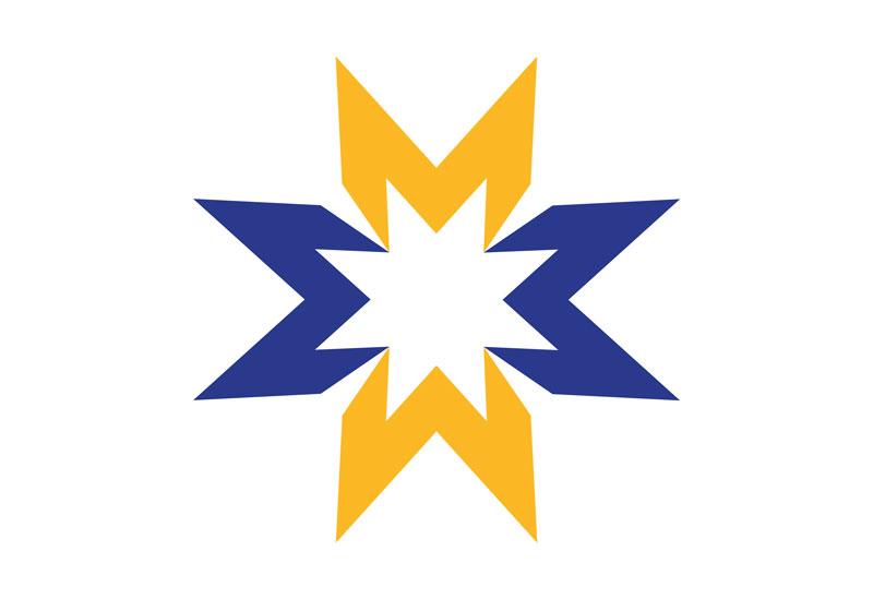 St. Mary's University star