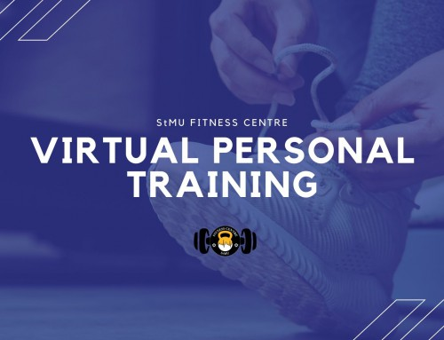 Now offering Virtual Personal Training!