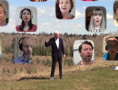 May It Be – St. Mary's University Choir – Virtual Performance