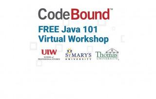 Free Java 101 Virtual Workshop