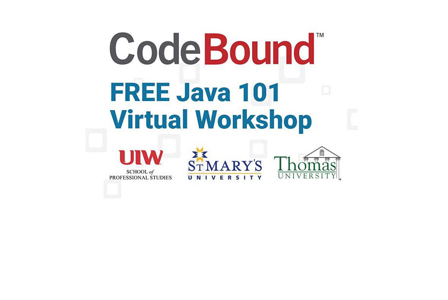 Free Java 101 Virtual Workshop
