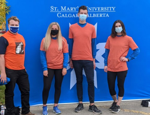 St. Mary's University hosts Orange Shirt Day Discussion