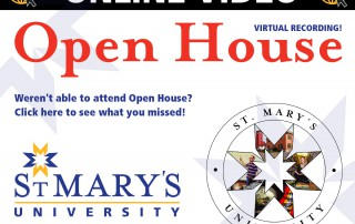 Fall 2020 Open House Virtual Recording
