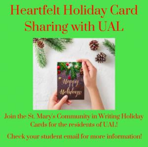 SLC - Heartfelt Holiday Card Sharing