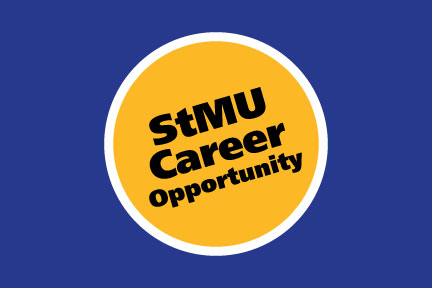 StMU Career Opportunity