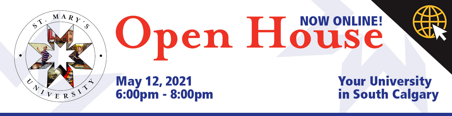 Open House in May 2021