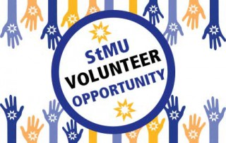 StMU Volunteer Opportunity